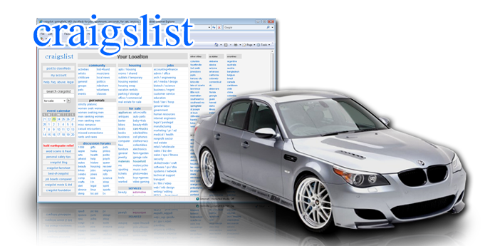 Craigslist Posting Tool for Dealers