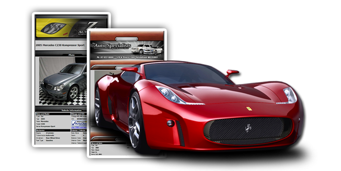 eBay Auctions and Templates for Dealerships