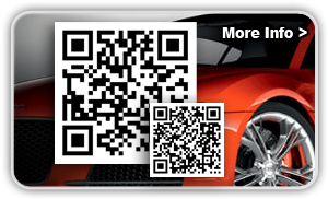 Dealership QR Code Window Stickers