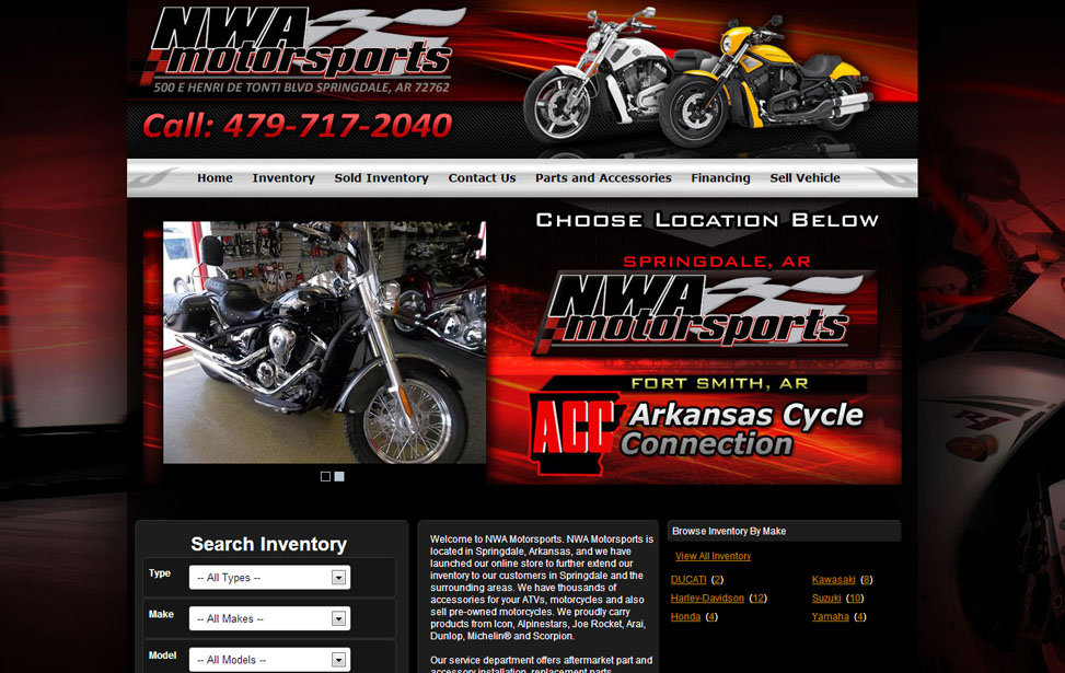 VinList Custom Dealership Websites